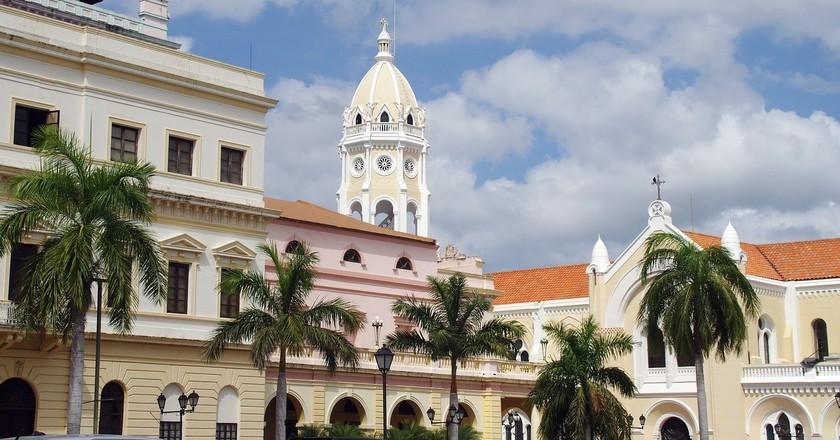 View of Casco Viejo, Panama City   © DEZALB/Pixabay