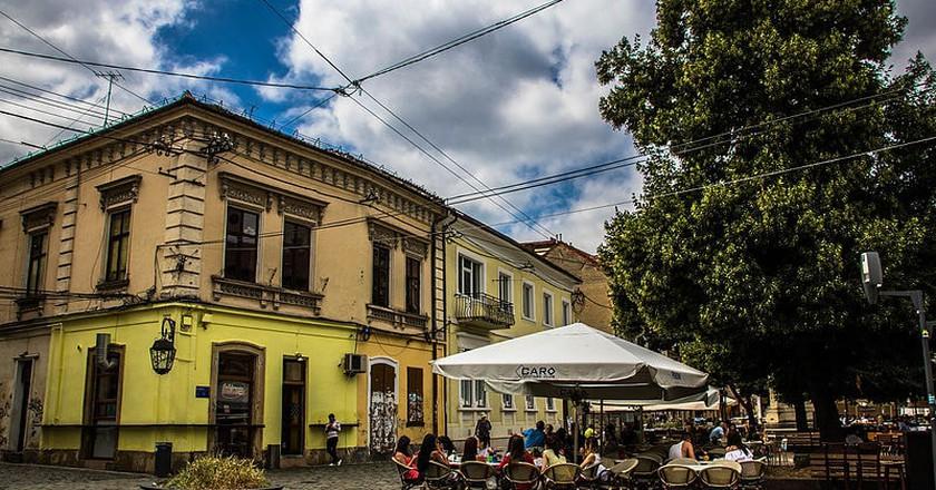 Museum Square ©  Mihai Raducanu / Wikimedia
