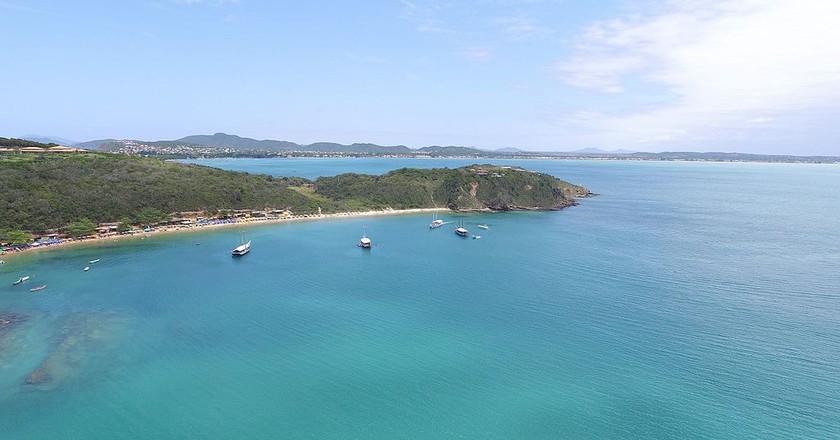 Praia da Tartaruga | © Gledson Agra de Carvalho / WikiCommons