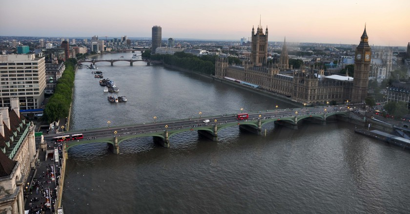 Westminster Bridge | © Wikimedia/Tom Arthur
