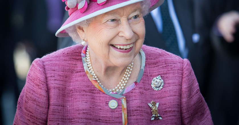 HM Queen | © Ross McDairmant Photography/REX/Shutterstock