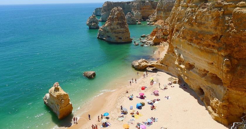 The Algarve Coast © Pixabay