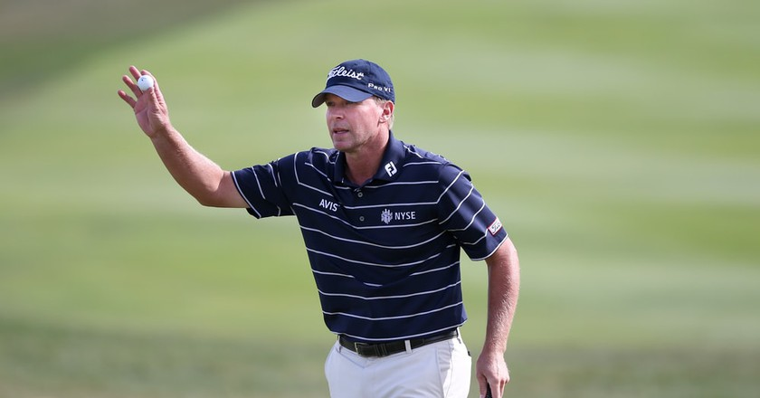 U.S. Team captain Steve Stricker said his players won't protest during the Presidents Cup | © Debby Wong/Shutterstock