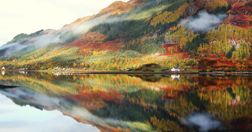 Autumn Colours   Scottish Highlands