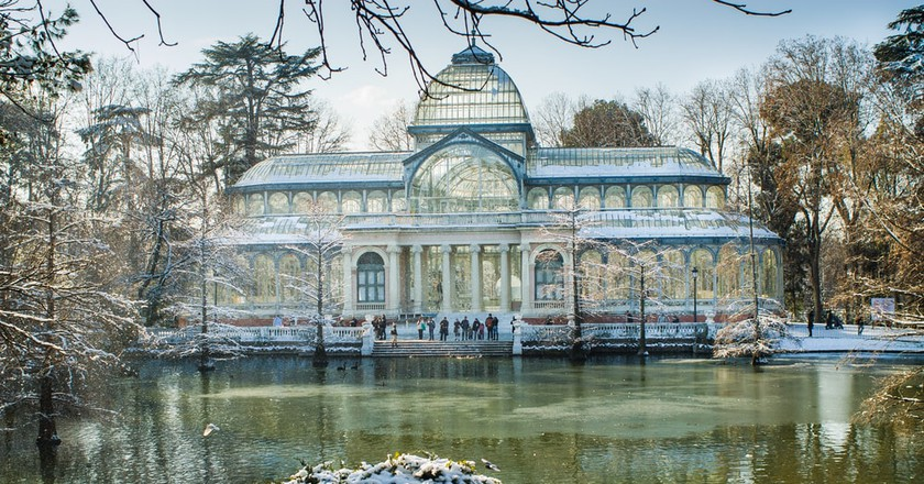 Why Madrid is Europe's Most Gorgeous City in Winter