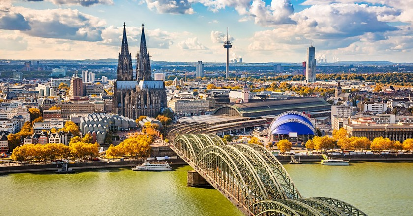 Panoramic view of Cologne | © S.Borisov/Shutterstock