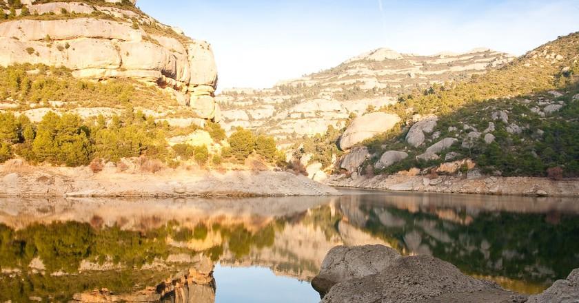 Parc Natural de la Serra de Montsant, Catalonia | © Eweleena/Shutterstock