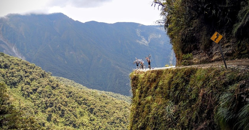 Bolivia's 'Death Road'|© ktorquem/Shutterstock