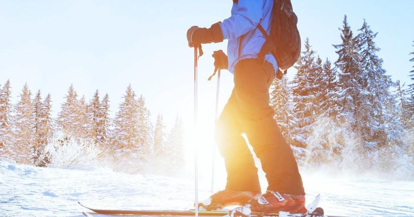 Skier|© Ditty_about_summer/Shutterstock