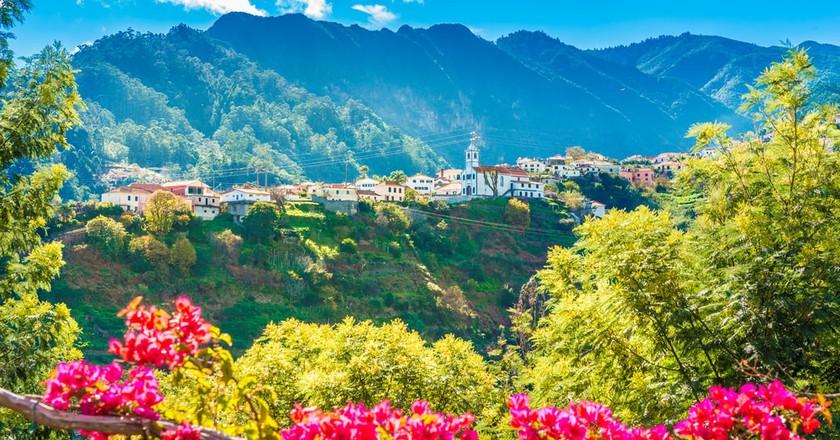 Mountain village on Madeira island, Portugal | © Balate Dorin/Shutterstock