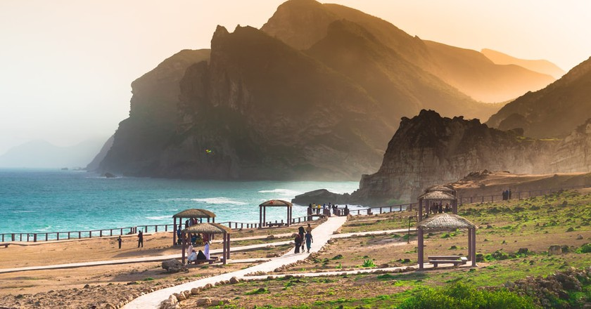 Dusk in Oman | © Shaheen Ummalil/Shutterstock