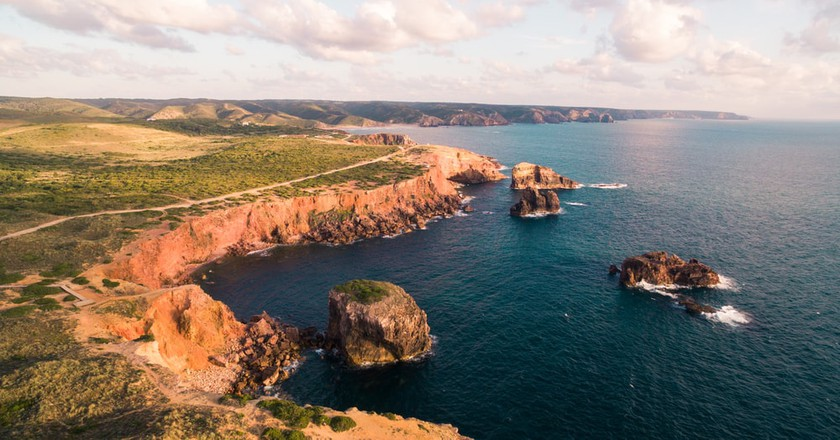 West coast of Portugal | © Vitaly Fedotov/Shutterstock