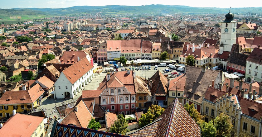 Sibiu, Romania I © Tudor44/Pixabay