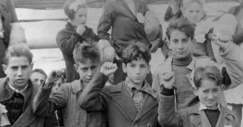 Spanish children during the Spanish Civil War   © Locospotter/WikiCommons