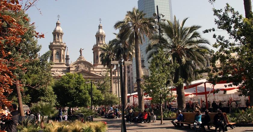 Santiago | © MonicaVolpin/pixabay