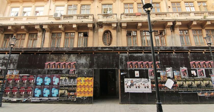 Bucharest's Old Centre | © Nicu Buculei / Flickr