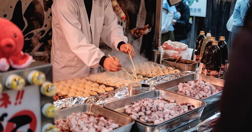 The Best Places for Takoyaki in Osaka