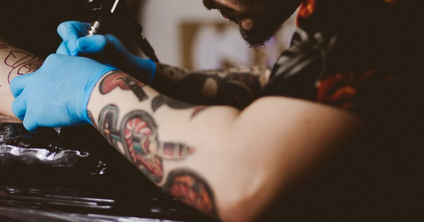 Tattoo anyone? |© Allef Vinicius / Unsplash