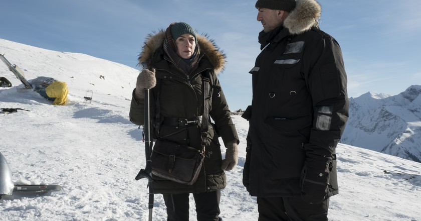 Kate Winslet stars in The Mountain Between Us | © 20th Century Fox