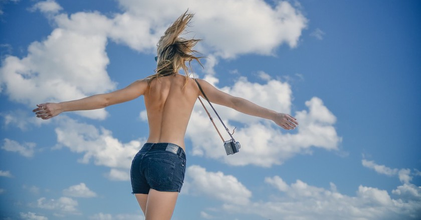 Berkeley may be the next U.S. city to allow women to go topless   © stokpic / Pixabay