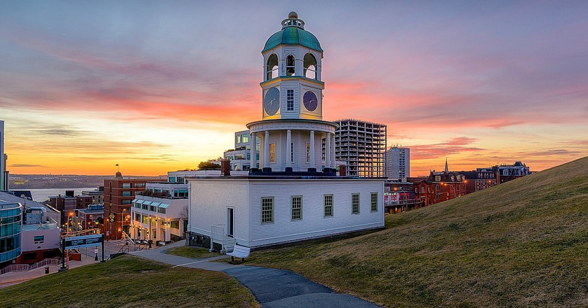 Old Town Clock | Courtesy of Destination Halifax