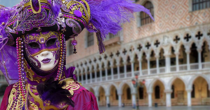 Venice's Carnevale   © nouveaumonde34 / Pixabay