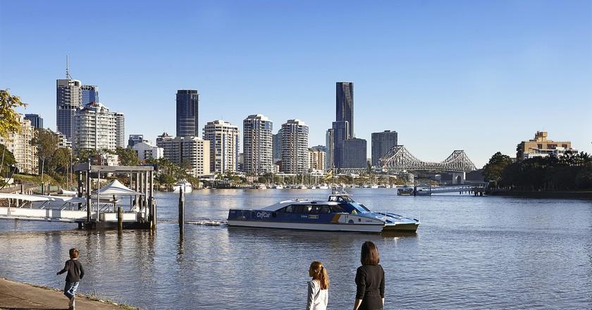 Brisbane River   © Brisbane City Council/Flickr