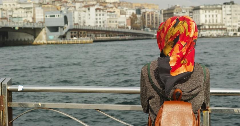 Muslim Traveler | © engin akyurt/Pixabay