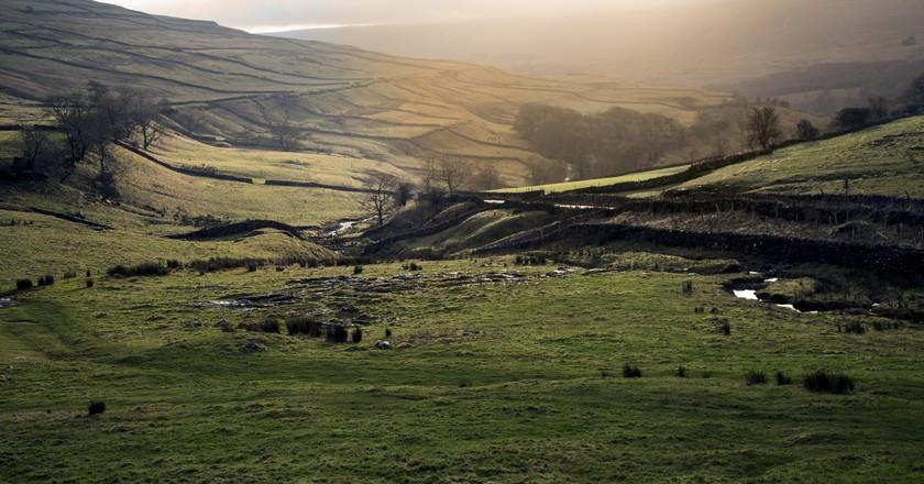 Yorkshire Dales | ©George Hodan / Public Domain Pictures