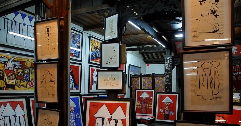 Picture of paintings | © Franzfoto/WikiCommons