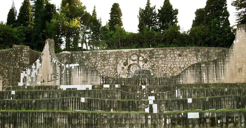 Partisan Memorial in Mostar | © Kripptic/WikiCommons