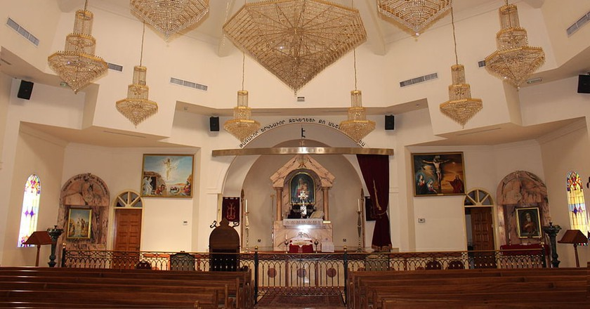 The Most Beautiful Churches in the UAE