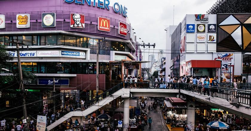 Shopping in Bangkok | © Tony/Flickr