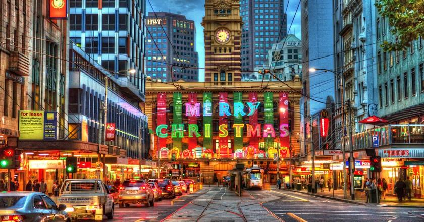 Melbourne, Australia | © Chris Phutully/Flickr https://flic.kr/p/iuvKKX