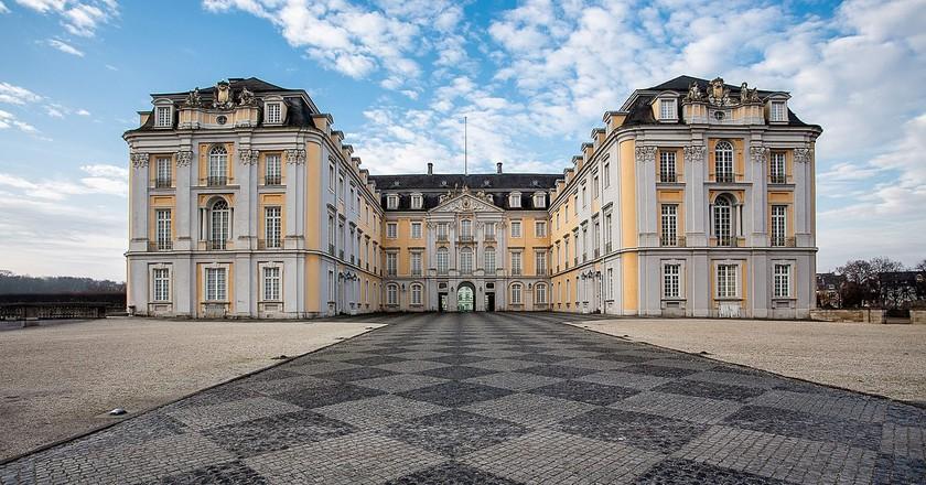 Augustusburg and Falkenlust Palaces   © Gavailer/ WikiCommons