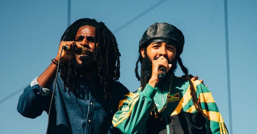 Hear The New Sounds Of Jamaicas Reggae Revival Movement