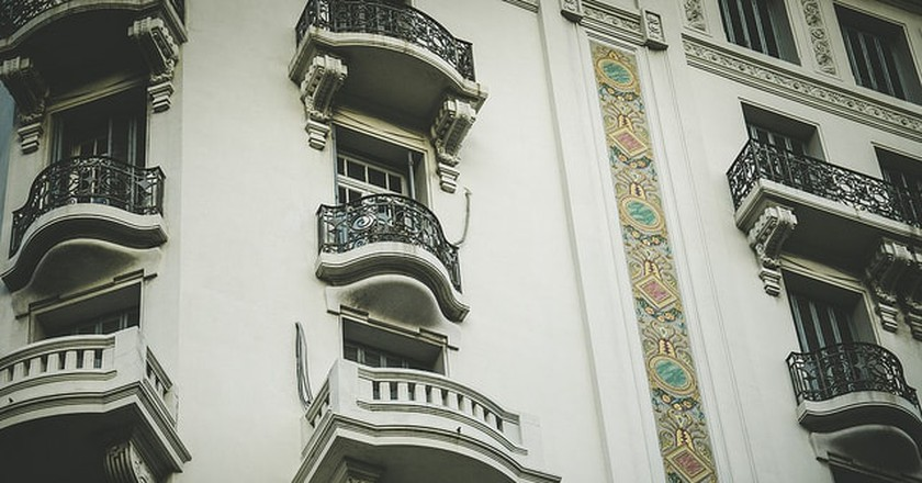 Architecture in Montevideo