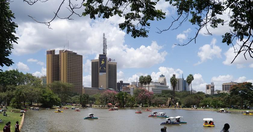 Uhuru Park ©Jennifer Wu/Flickr