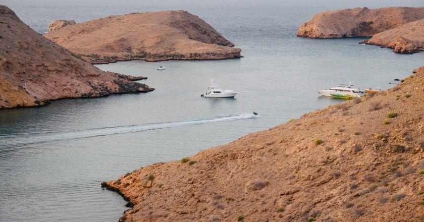 Oman Coast   © Juozas Salna/ Flickr