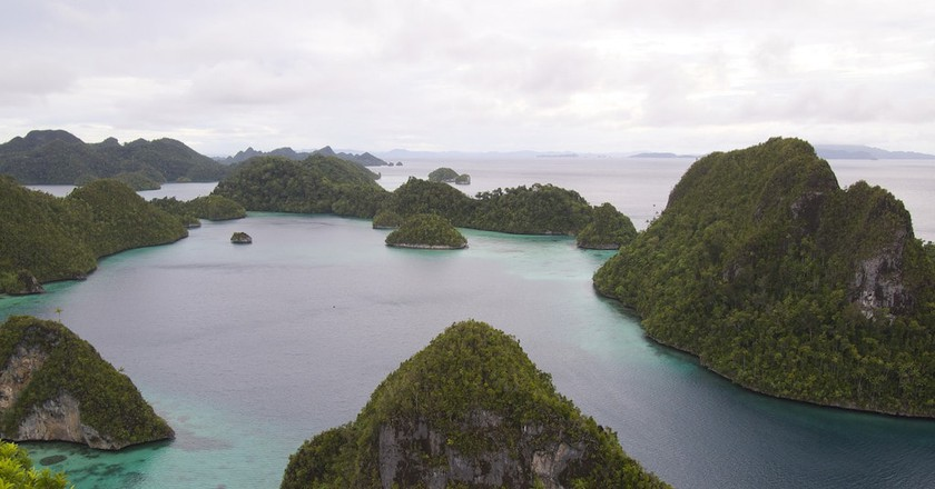 Raja Ampat | © Elias Levy/Flickr
