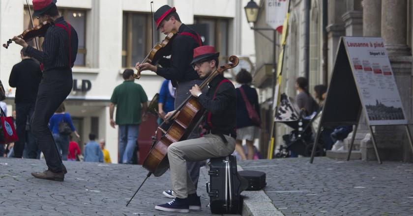 Street Musicians | © Quinn Dombrowski/Flickr