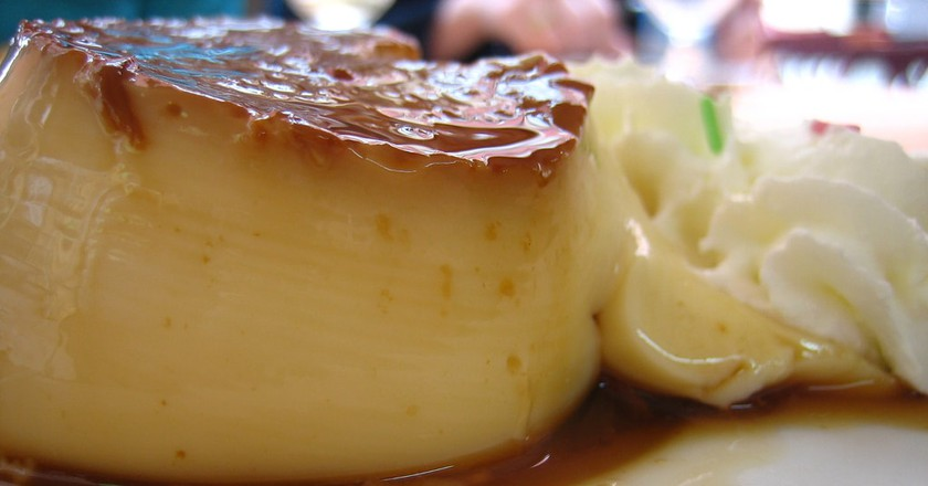 Flan | © Jeremy Keith / Flickr