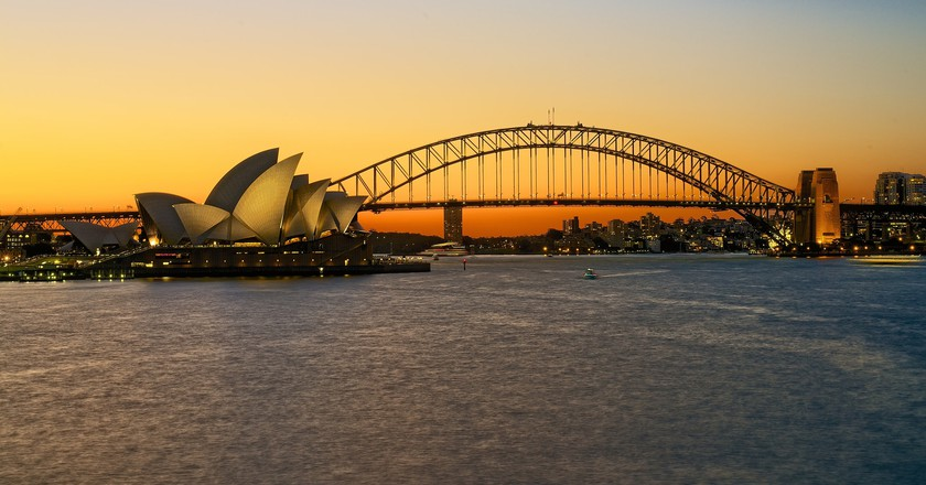 Sydney | © Jason Tong/Flickr