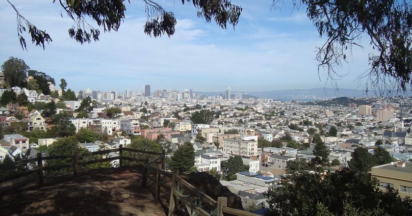 Upper Noe Glen Park San Francisco