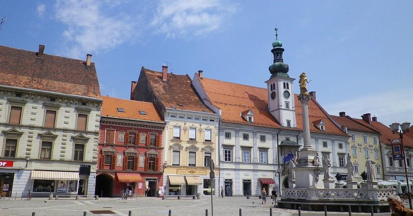 Maribor, Slovenia | © KMW2700/Flickr