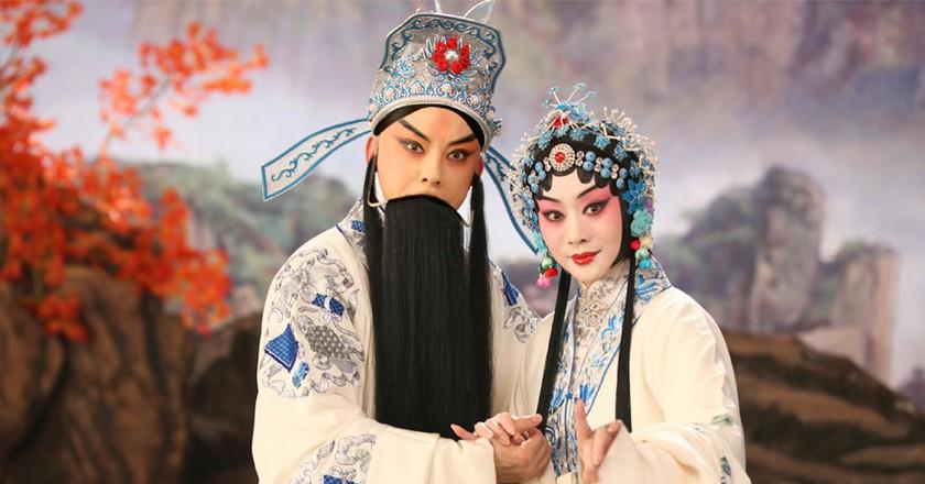 A River All Red | Courtesy China National Peking Opera Company