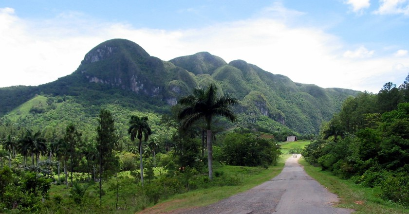 Countryside outside Vinales, Cuba © David Grant / Flickr