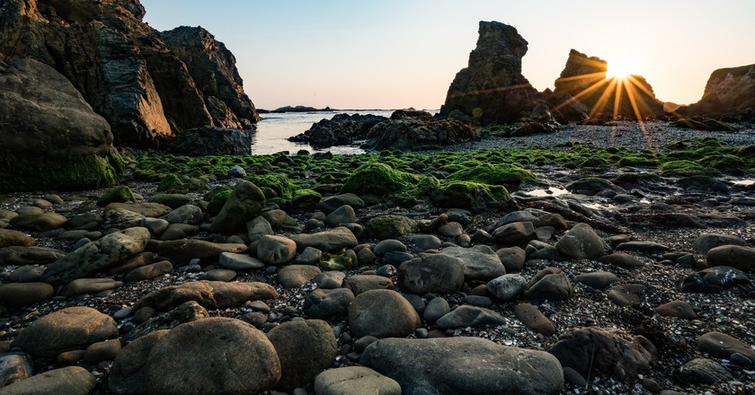 Glass Beach Fort Bragg CA. | © Ifight Cats/Flickr