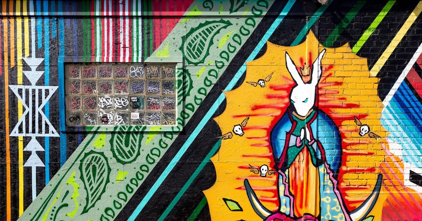 Street art in Denver | © UnknownNet Photography / Flickr