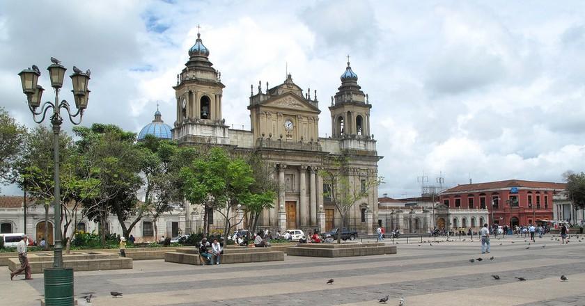 Guatemala City © Wikimedia Commons